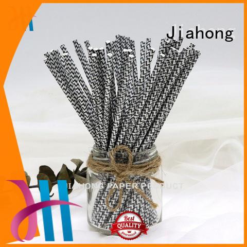 Jiahong environmental cookie pop sticks long-term-use for cake