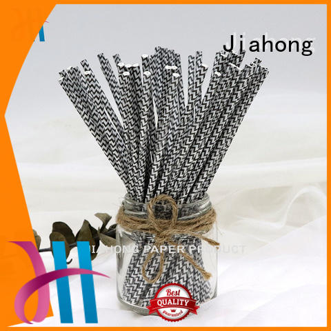 Jiahong environmental cookie pop sticks long-term-use for cake