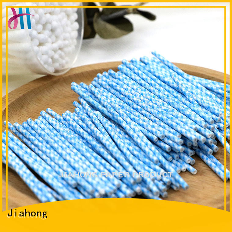 Jiahong fine- quality cotton stick manufacturer for hospital