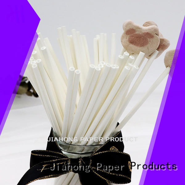 Jiahong safe colored lollipop sticks for wholesale for lollipop