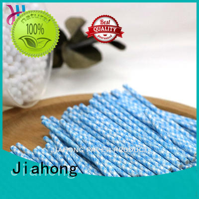 Jiahong buds cotton bud sticks producer for medical cotton swabs