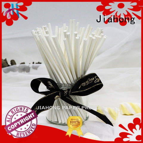 Jiahong hot-sale lollipop sticks bulk for wholesale for lollipop
