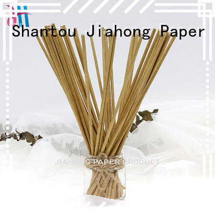 Jiahong clean fsc certified paper sticks export for flag flagpoles