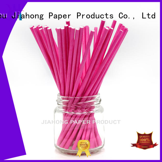 hot-sale paper lolly sticks environmental overseas market for lollipop