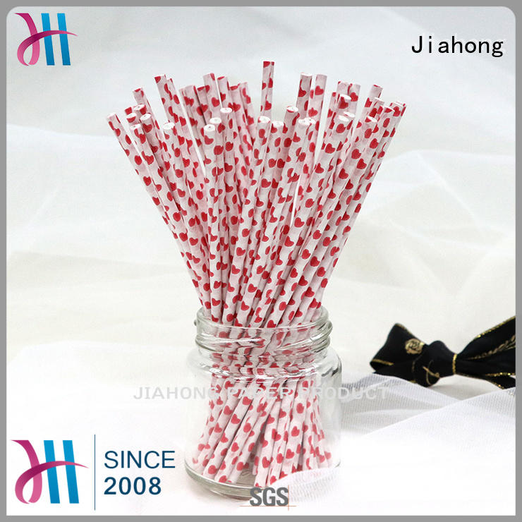Jiahong colorful baking paper stick free design for bakery