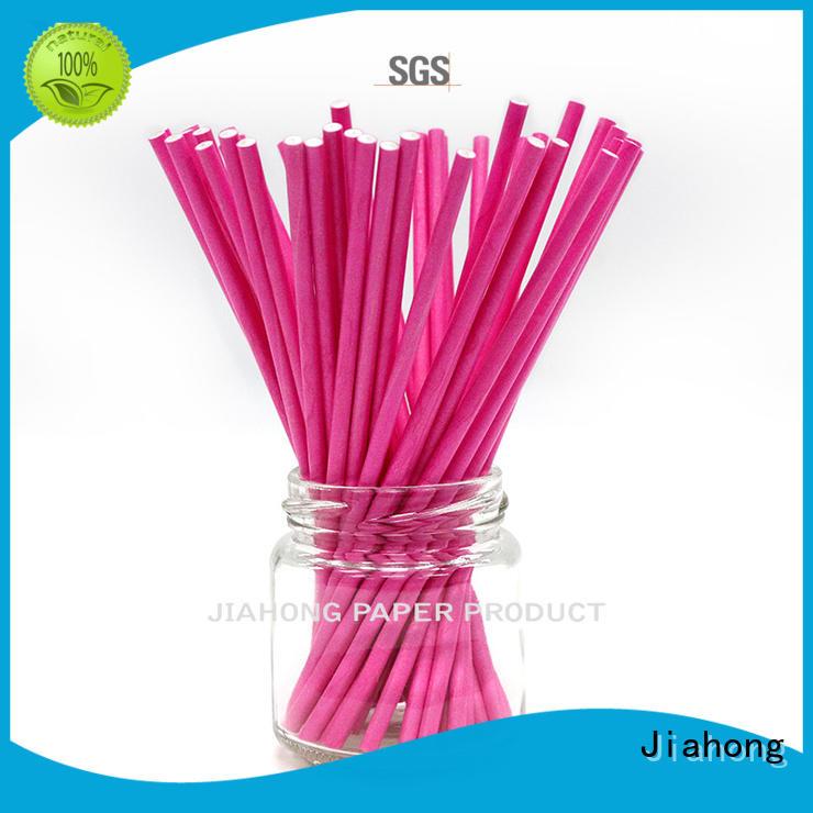 safe bling lollipop sticks types for lollipop Jiahong