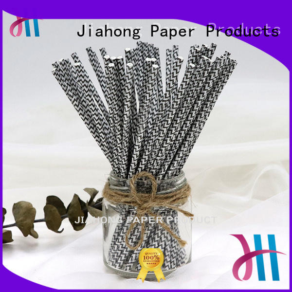 Jiahong pattern baking paper stick from manufacturer for cake