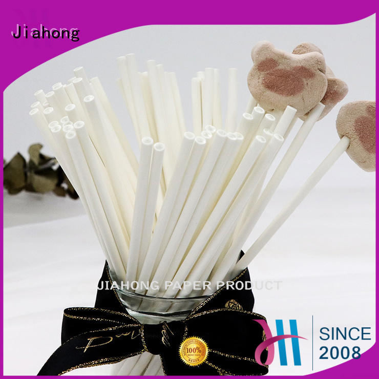 Jiahong professional lolly pop sticks vendor for lollipop