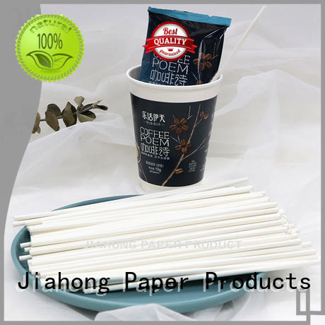 Jiahong drink stirrers from manufacturer for restaurant