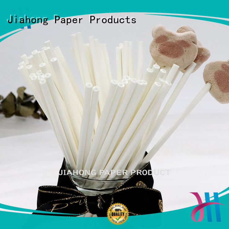 Jiahong popular candy lollipop sticks food for lollipop