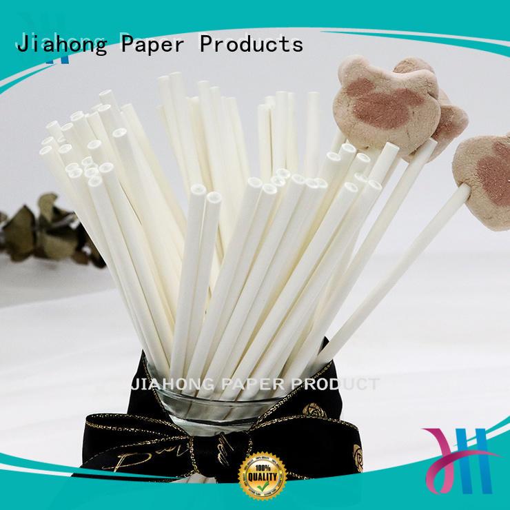 Jiahong popular candy lollipop sticks food for lollipop