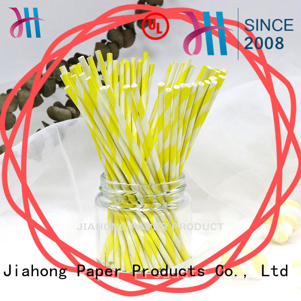 widely used white lollipop sticks bulk vendor for lollipop