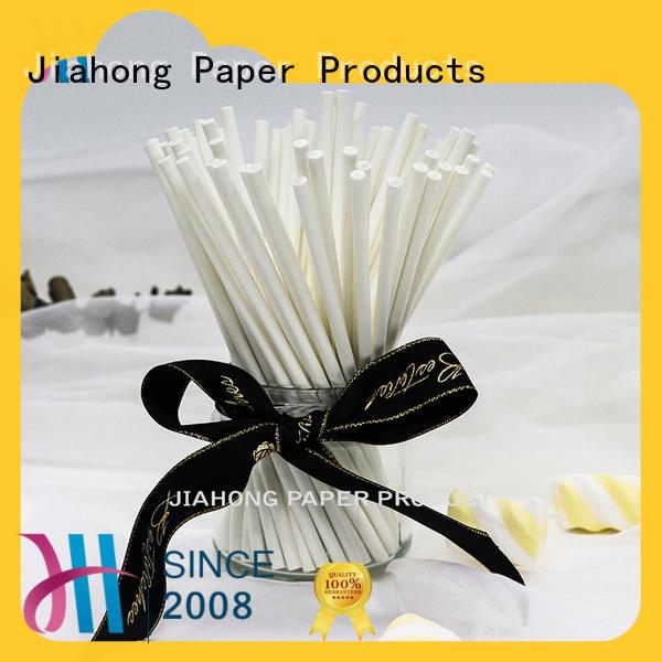 bulk paper lollipop sticks wholesale for lollipop Jiahong