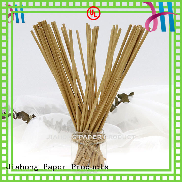 Jiahong other fsc certified paper sticks supplier for medical cotton swabs