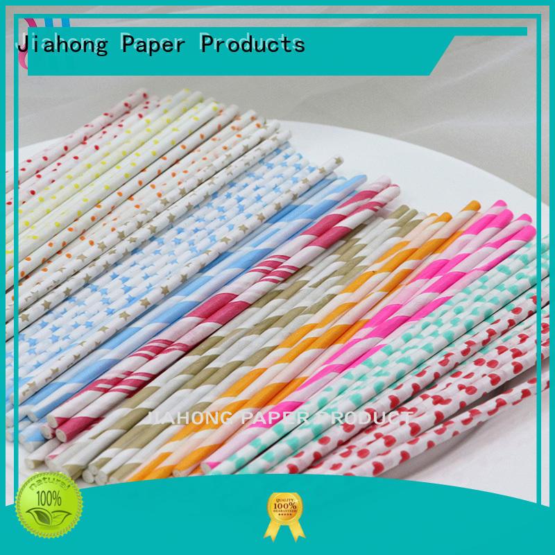 professional lollipop paper stick types for lollipop
