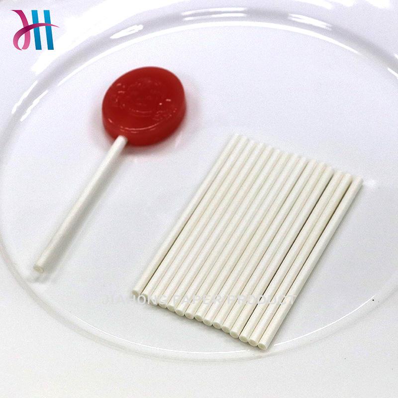 Lollipop paper stick long lolly sticks 3.25*76mm