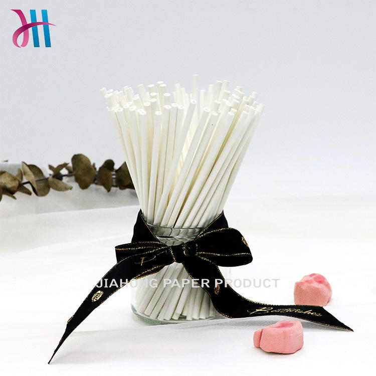 Food grade paper coffee stirring stick 4.0*200mm