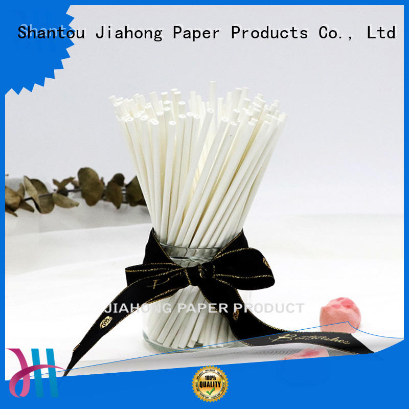 Jiahong popular coffee stir sticks factory price for packed coffee