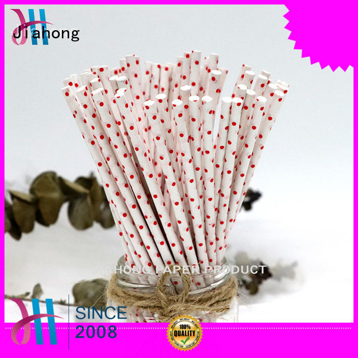 Jiahong food custom lollipop sticks overseas market for lollipop