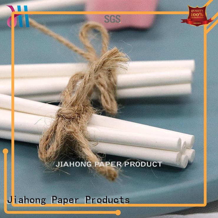 Jiahong white lollipop sticks bulk grab now for lollipop