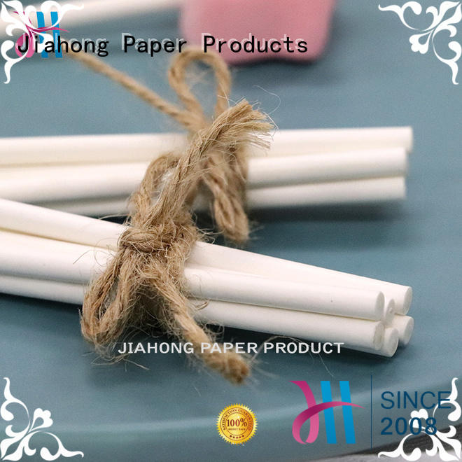 Jiahong eco friendly personalized lollipop stickers for lollipop