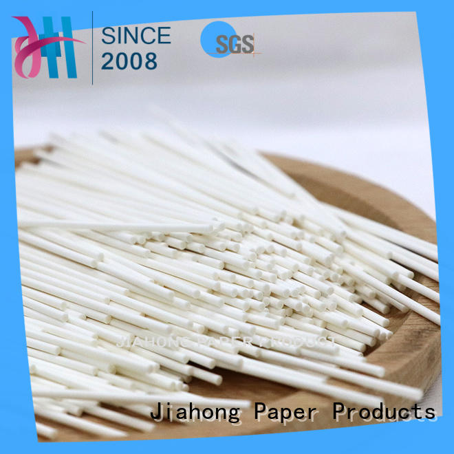 Jiahong smooth cotton swab paper stick owner for medical cotton swabs