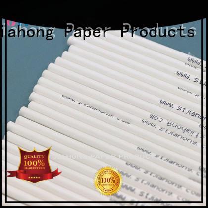 Jiahong bulk lollipop paper stick for lollipop
