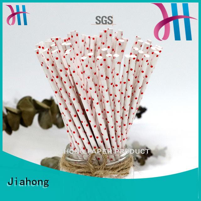 hot-sale coloured lollipop sticks customized for lollipop