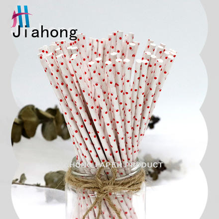 Jiahong stick paper lolly sticks vendor for lollipop
