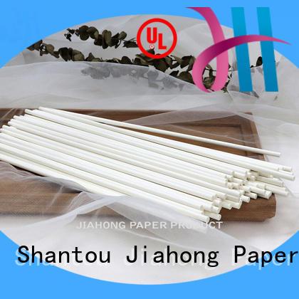 Jiahong sticks paper balloon stick wholesale for ballon