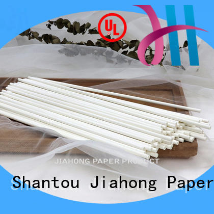 Jiahong sticks paper balloon stick wholesale for ballon