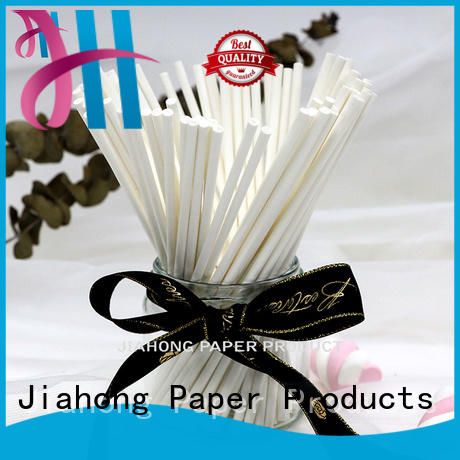 Jiahong 3572mm hand fan sticks supplier for cotton swabs