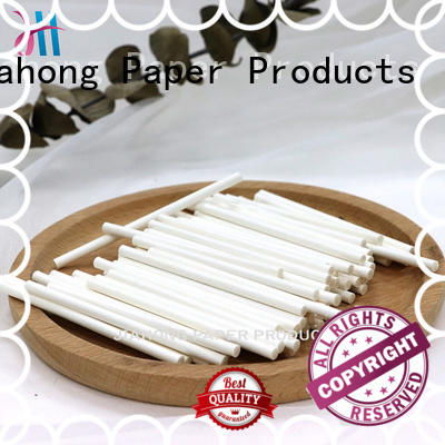 Jiahong high quality hand fan sticks factory price for marshmallows