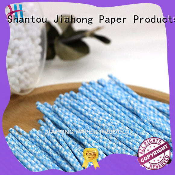 Jiahong baby cotton bud sticks manufacturer for medical cotton swabs