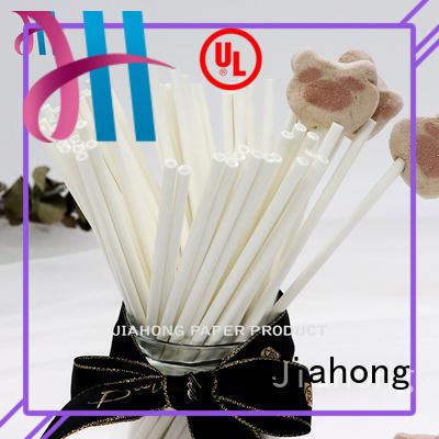 Lollipop paper sticks with food grade paper long lollipop sticks 4.0*100mm