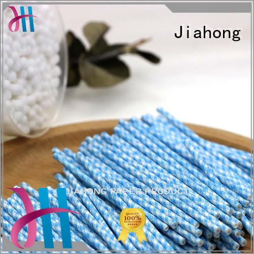 Jiahong sticks long stick cotton swabs export for medical
