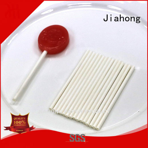 Jiahong white personalized lollipop stickers grab now for lollipop
