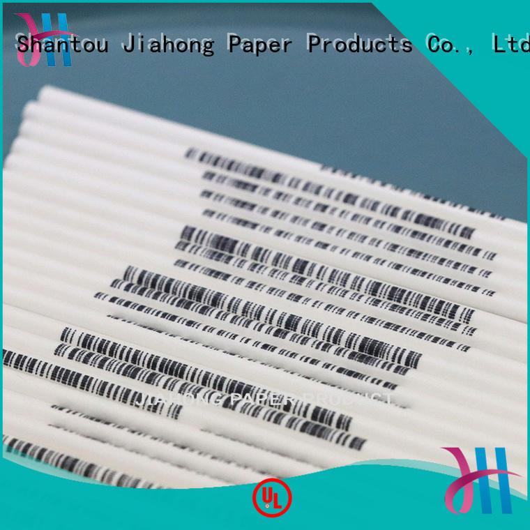 Bar code paper sticks lollipop sticks bulk 3.5*100mm