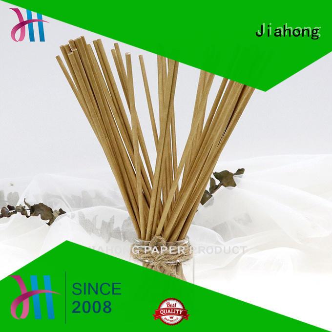 FSC® (C150106) certified paper sticks environmental natural color paper sticks  4.0*250mm