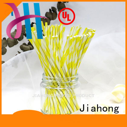Jiahong hot-sale white lollipop sticks shop now for lollipop