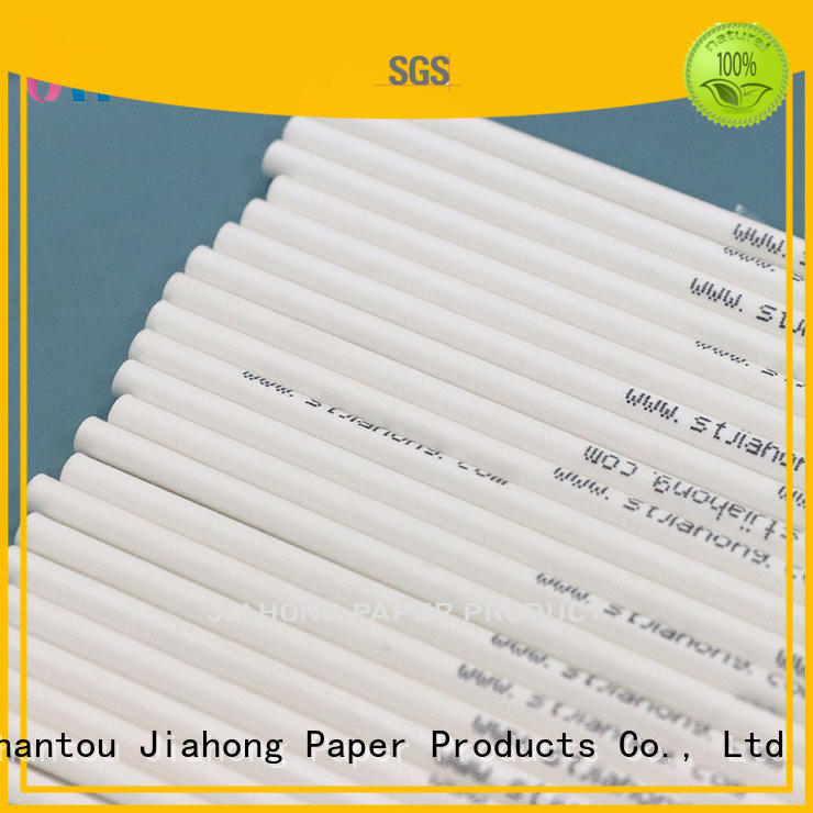 Jiahong long lollipop paper stick grab now for lollipop