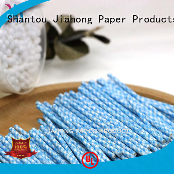 safe long stick cotton swabs supplier for medical cotton swabs Jiahong