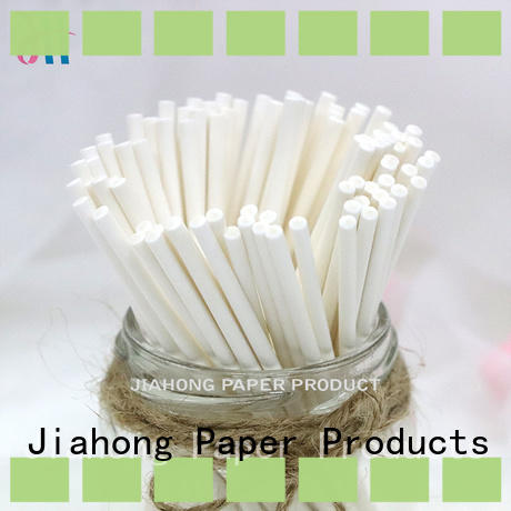 Jiahong stick flag paper stick certification for card