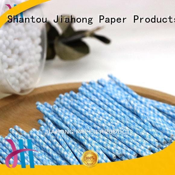 paper stick cotton buds Cotton swab paper stick 2.45*73mm