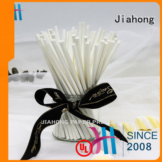 Jiahong new-arrival lollipop sticks diy for lollipop