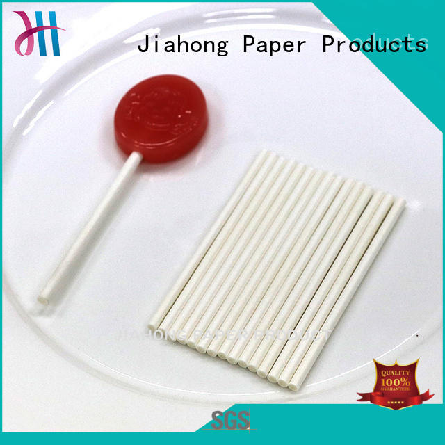 Jiahong eco friendly stick lollipop markting for lollipop