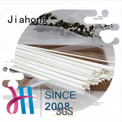 Jiahong stick white balloon sticks certifications for ballon