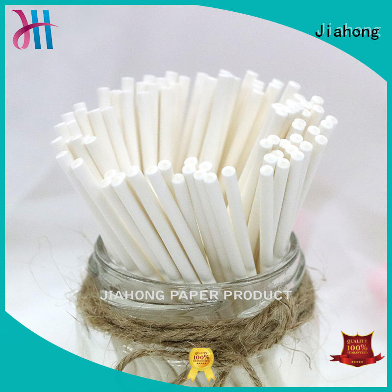 Jiahong smooth stick for flag certification for cake