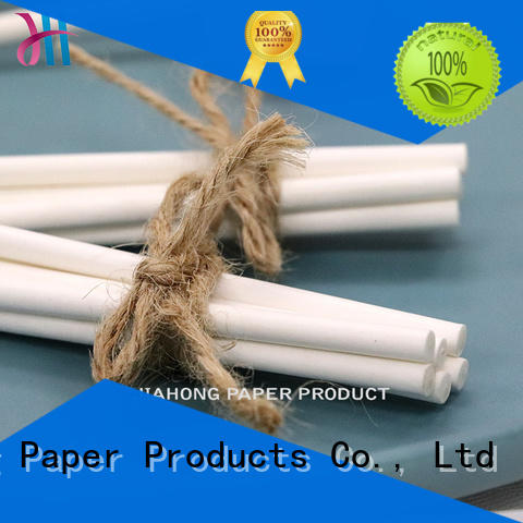 Jiahong environmental long lollipop sticks for lollipop