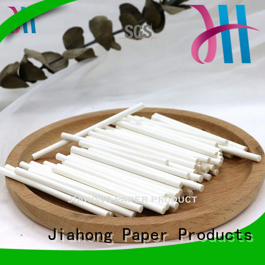Jiahong fine quality hand fan sticks wholesale for flag flagpoles
